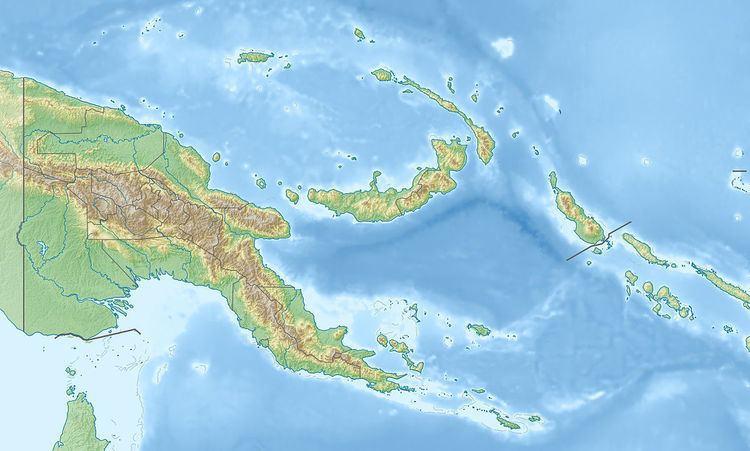 2000 New Ireland earthquakes