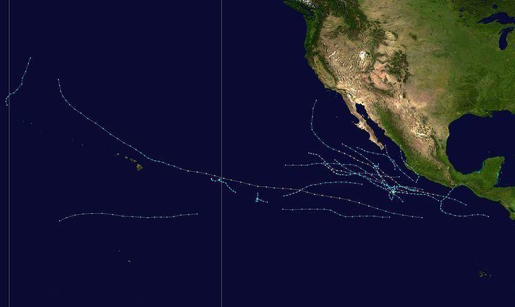 2000 Pacific hurricane season