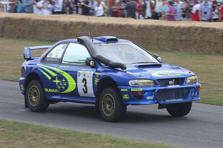 2000 Safari Rally