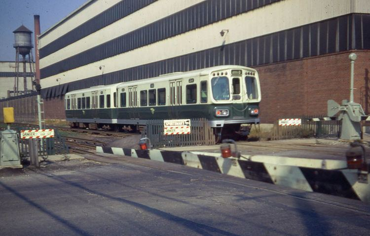 2000 series (Chicago