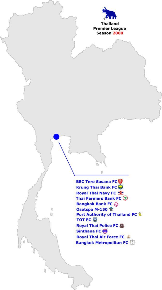 2000 Thai Premier League