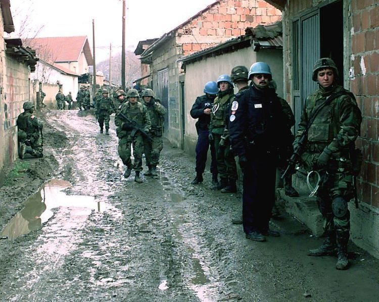 2000 unrest in Kosovo
