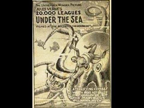 20,000 Leagues Under the Sea (1916 film) 20000 Leagues Under the Sea silent film Stummfilm 1916 YouTube