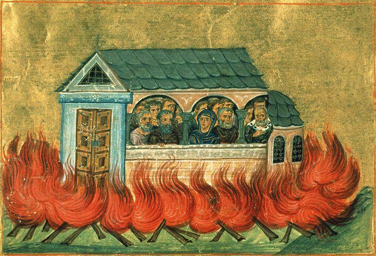 20,000 Martyrs of Nicomedia
