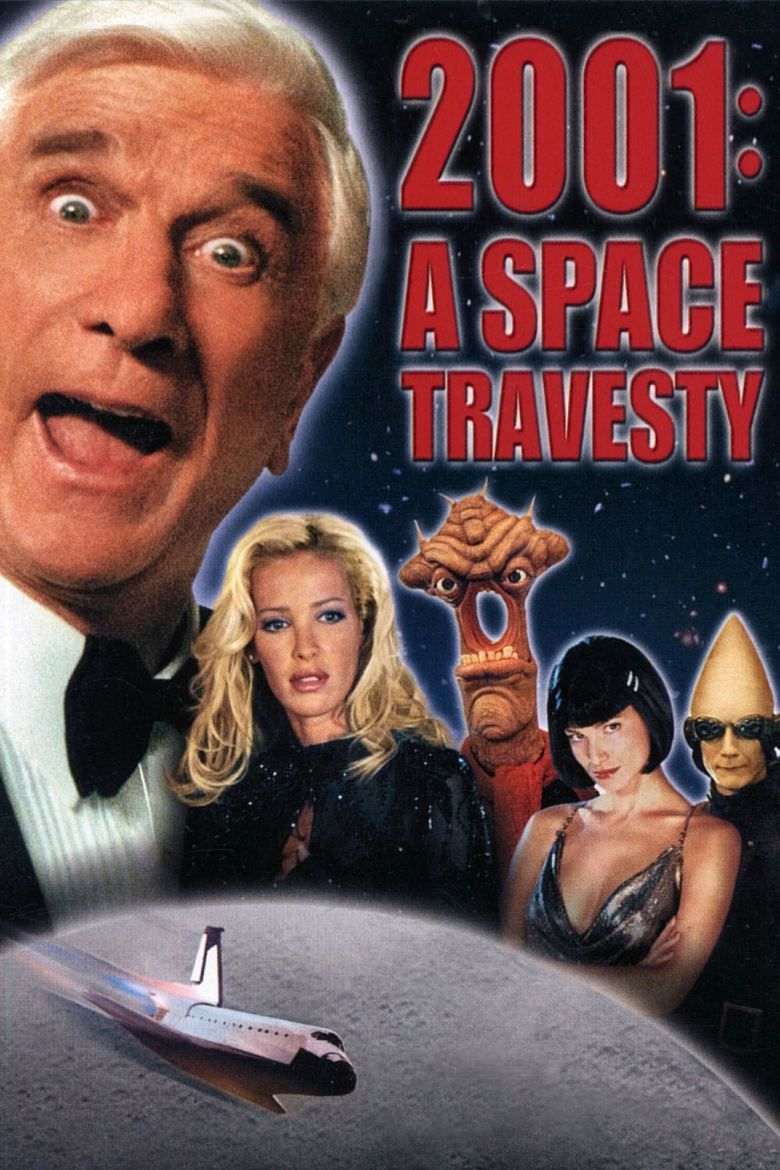 2001: A Space Travesty movie poster