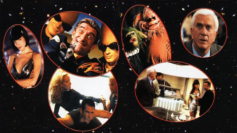 2001: A Space Travesty movie scenes