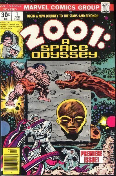 2001: A Space Odyssey (comics) httpsd1466nnw0ex81ecloudfrontnetniv600109
