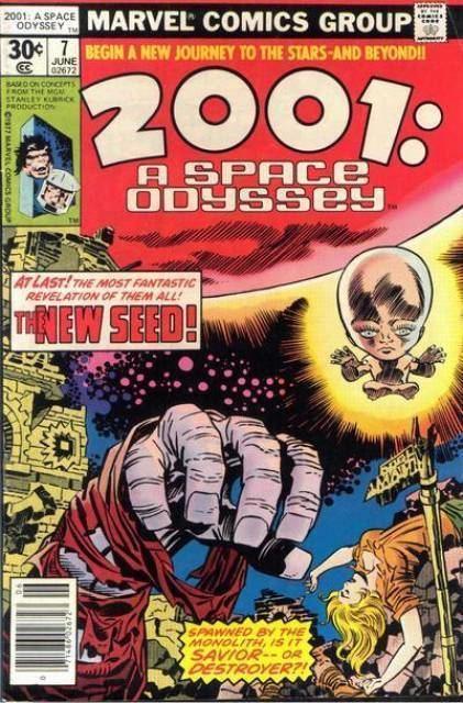 2001: A Space Odyssey (comics) 2001 A Space Odyssey Volume Comic Vine