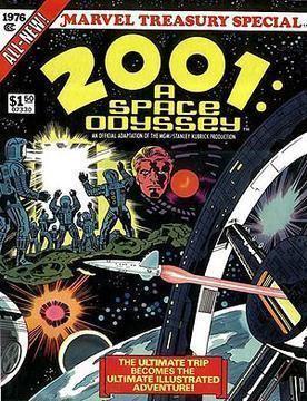 2001: A Space Odyssey (comics) 2001 A Space Odyssey comics Wikipedia
