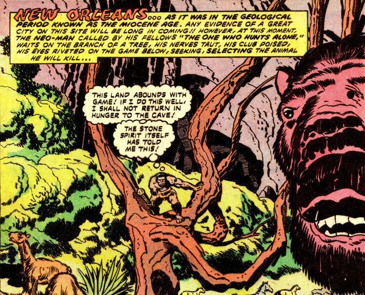 2001: A Space Odyssey (comics) God Hates Comics Kirby tackles Kubrick Marvel39s 392001 A Space