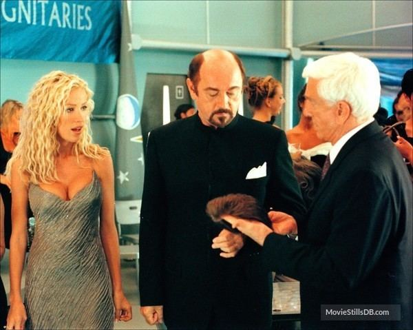 2001: A Space Travesty A Space Travesty Publicity still of Leslie Nielsen Ophlie Winter