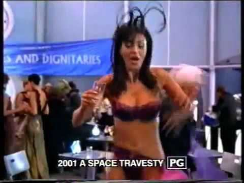 2001: A Space Travesty 2001 A Space Travesty 2000 VHS Trailer YouTube