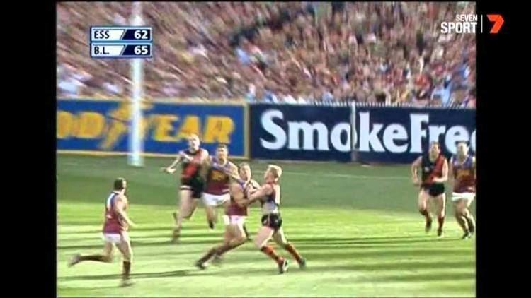 2001 AFL Grand Final 2001 AFL Grand Final September 29 2001 Third and Fourth Quarters