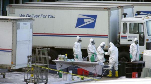 2001 anthrax attacks Was Israel behind the 2001 anthrax attacks in the US