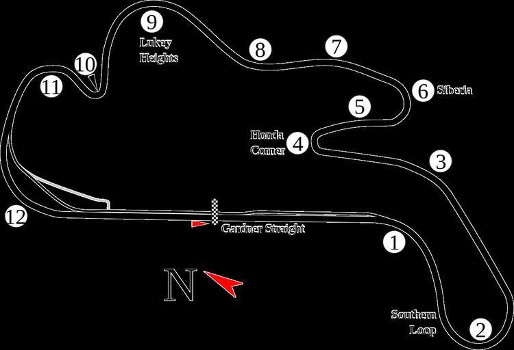 2001 Australian motorcycle Grand Prix