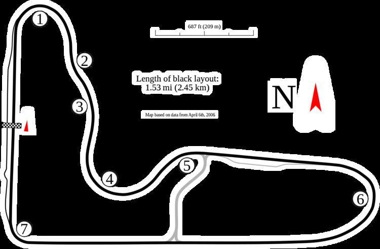 2001 Barbagallo V8 Supercar round