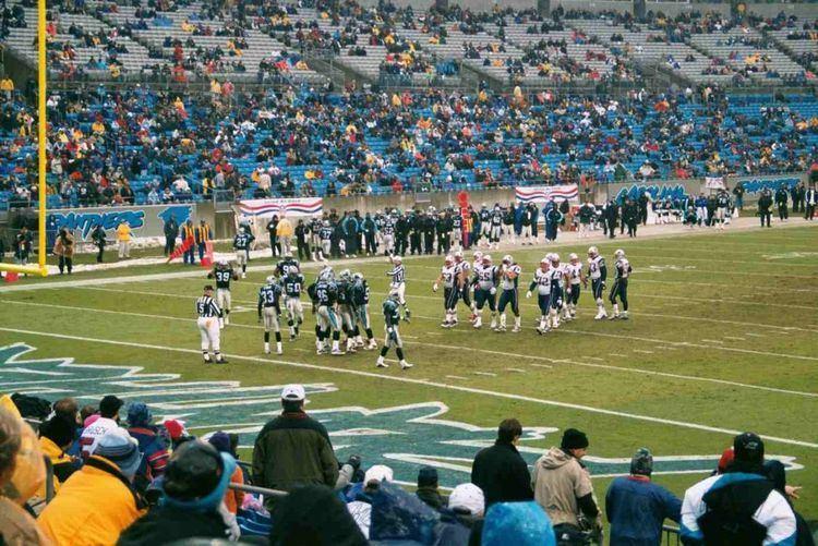 2001 Carolina Panthers season