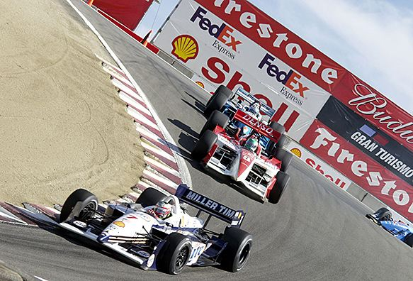 2001 CART season Classic Autosport Live Test day one F1 Barcelona third 2015 test