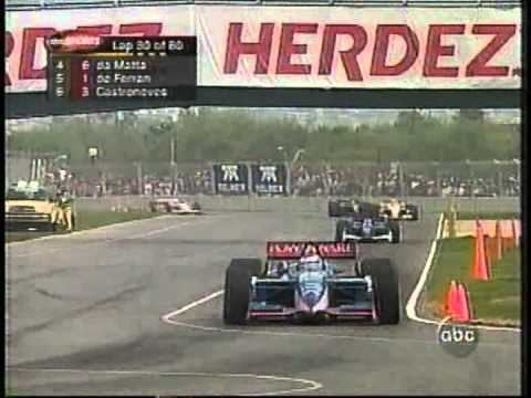 2001 CART season 2001 CART FedEx Championship Series Full Complete Season YouTube