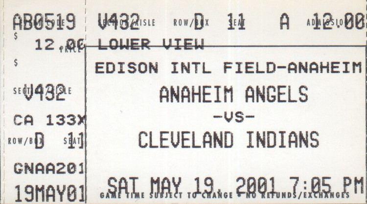 2001 Cleveland Indians season