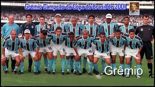 2001 Copa do Brasil 14 Copa do Brasil 2001 Final