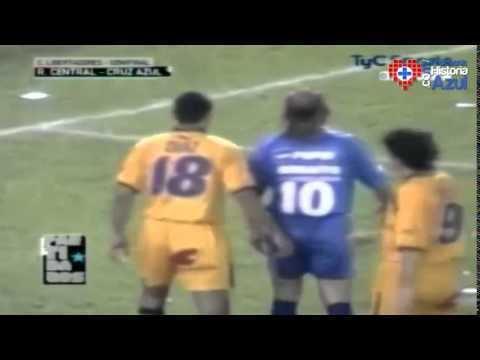 2001 Copa Libertadores Cruz Azul vs Rosario Central 33 Semifinal Vuelta Libertadores