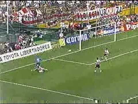 2001 Copa Libertadores Cruz Azul vs River plate copa libertadores 2001 parte 3 YouTube