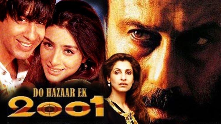 2001 Do Hazaar Ek 1998 Full Hindi Movie Dimple Kapadia Jackie