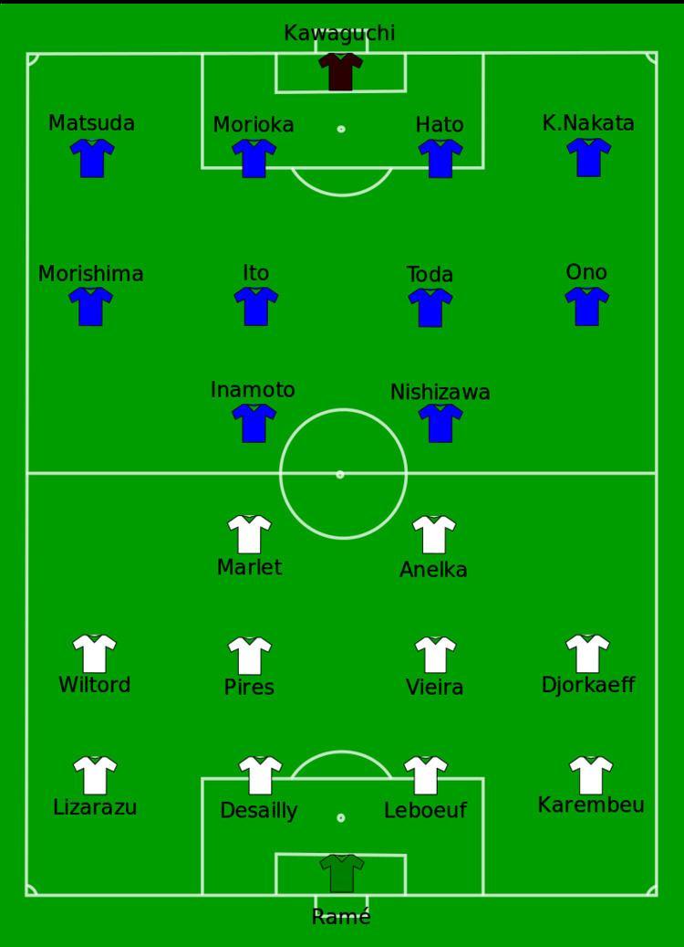 2001 FIFA Confederations Cup Final