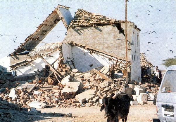 2001 Gujarat earthquake An Essay on Gujarat Earthquake for Children Students and Kids