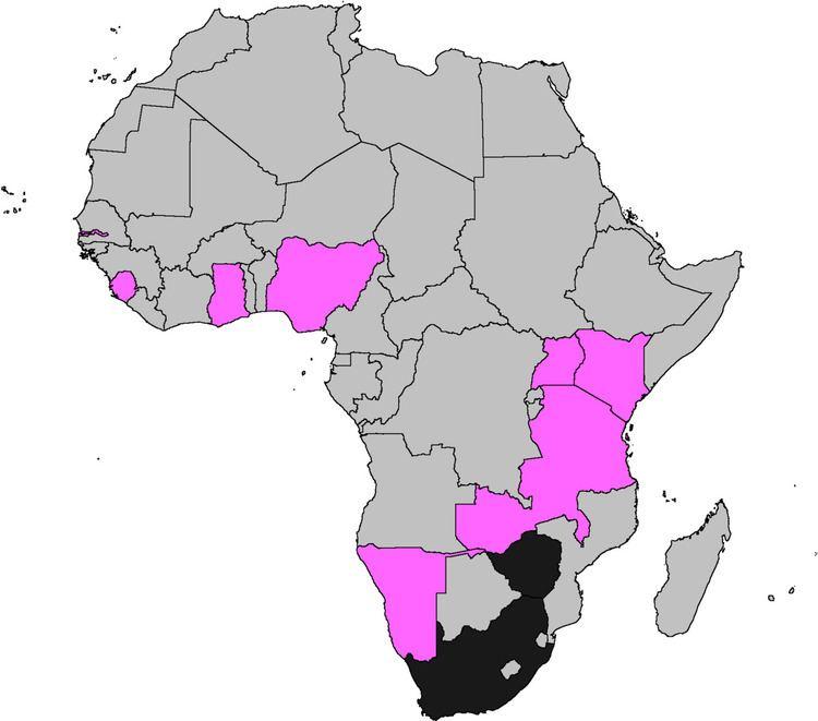 2001 ICC Africa Under-19 Championship