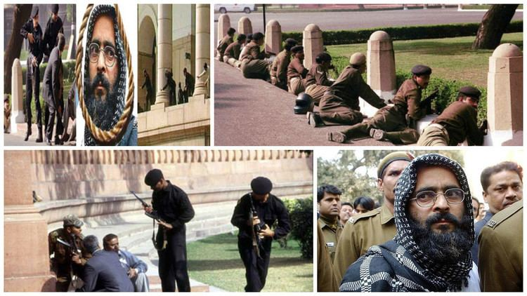 2001 Indian Parliament attack 2001 Indian Parliament Attack Flashback into the Dreadful Act of Terror