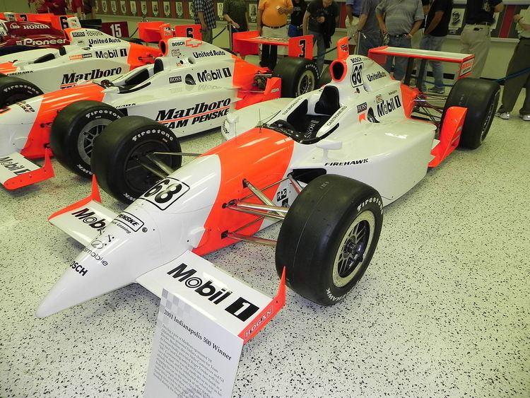 2001 Indianapolis 500