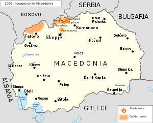 2001 insurgency in the Republic of Macedonia httpsuploadwikimediaorgwikipediacommonsthu