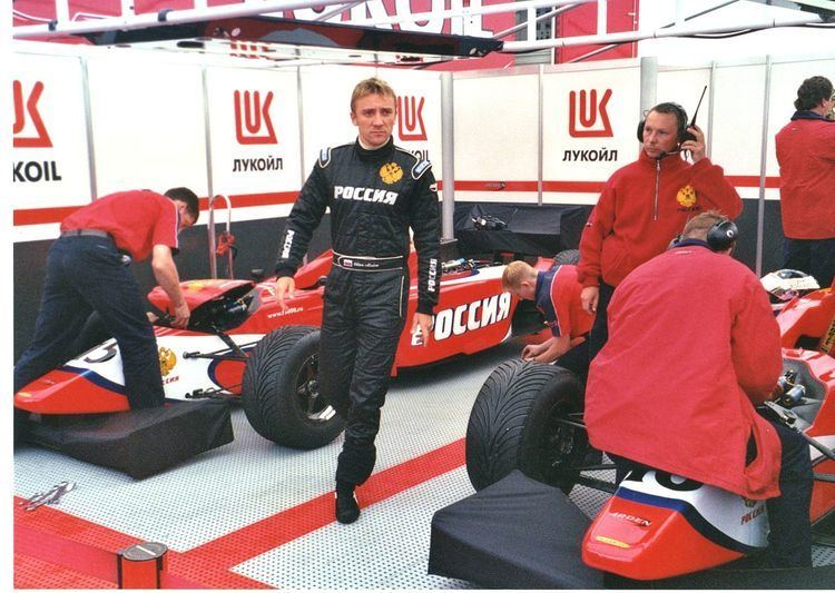2001 International Formula 3000 Championship