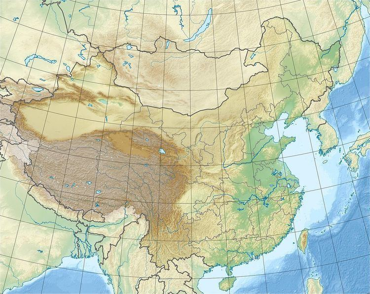 2001 Kunlun earthquake