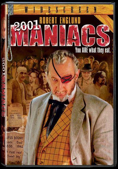 2001 Maniacs 2001 Maniacs Popcorn Horror