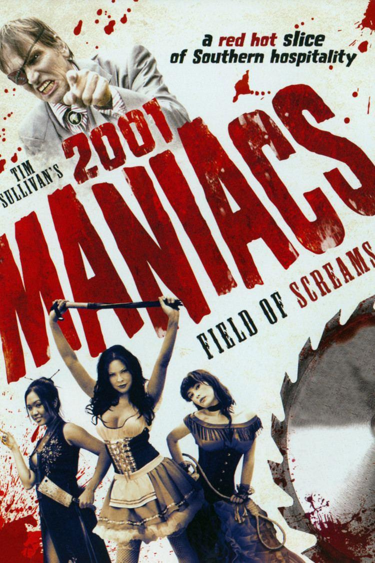 2001 Maniacs: Field of Screams wwwgstaticcomtvthumbdvdboxart8040832p804083