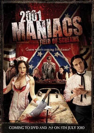 2001 Maniacs: Field of Screams Film Review 2001 Maniacs Field of Screams 2010 HNN