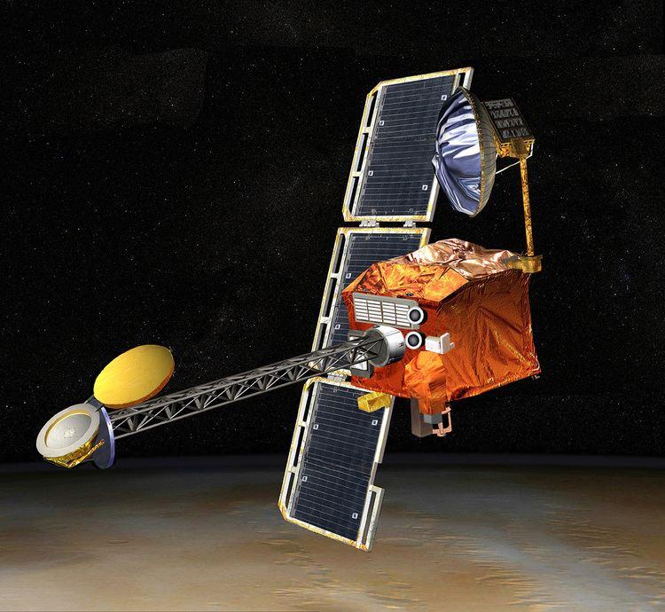 2001 Mars Odyssey 2001 Mars Odyssey