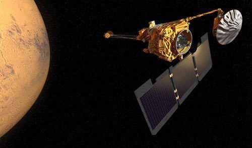 2001 Mars Odyssey 2001 Mars Odyssey Latest news videos and information NBCNewscom