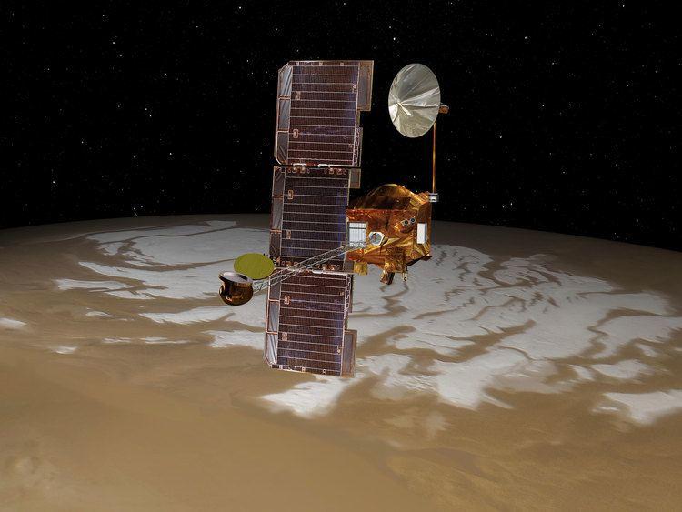 2001 Mars Odyssey Missions Mars Odyssey