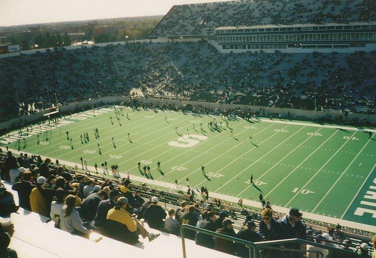 2001 Michigan vs. Michigan State football game