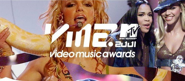 2001 MTV Video Music Awards VMA 2001 MTV Video Music Awards MTV