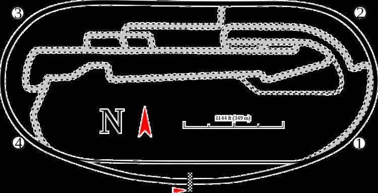 2001 NAPA Auto Parts 500