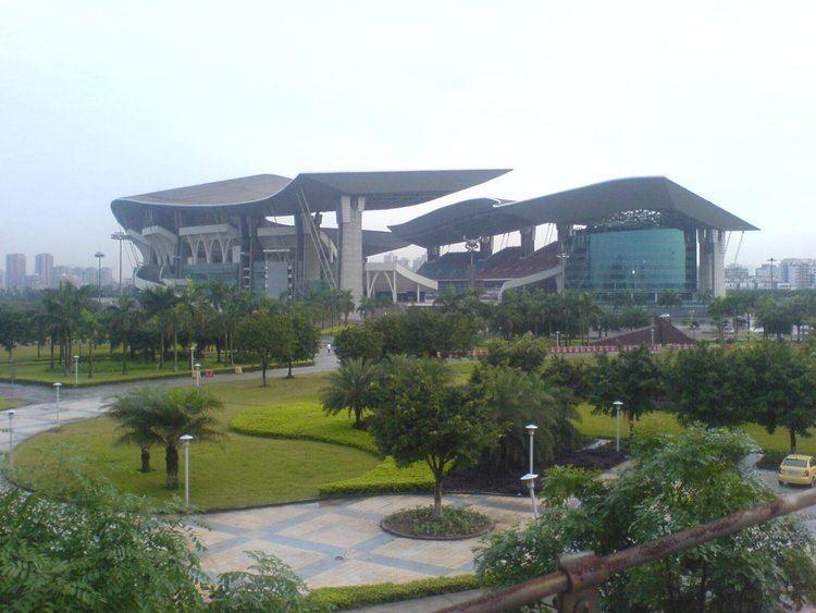 2001 National Games of China