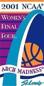 2001 NCAA Division I Women's Basketball Tournament httpsuploadwikimediaorgwikipediaenthumbb