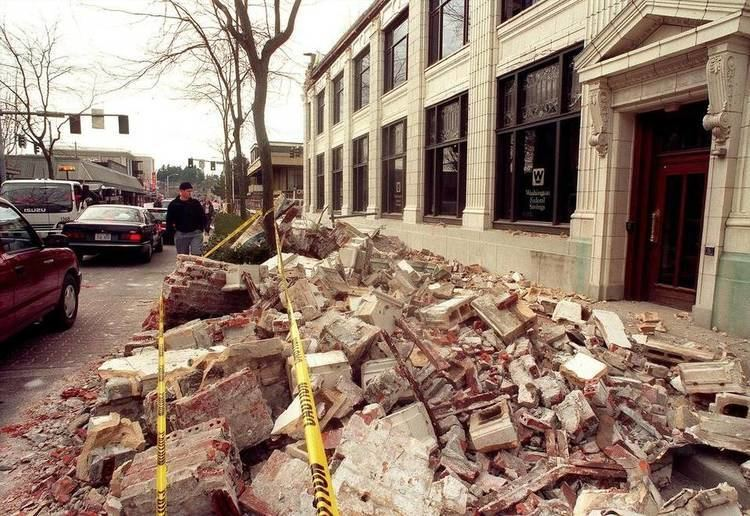 2001 Nisqually earthquake PHOTOS The Nisqually earthquake of 2001 The Olympian