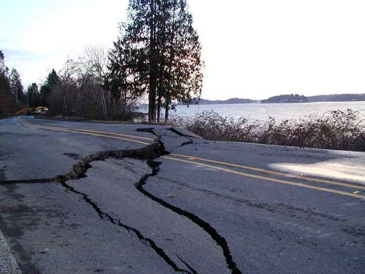 2001 Nisqually earthquake 2001 Nisqually earthquake Wikipedia