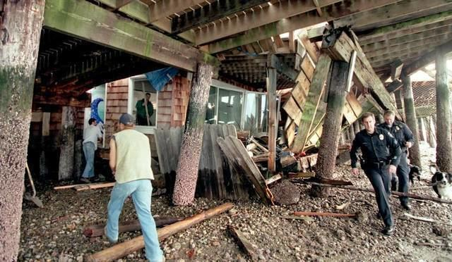 2001 Nisqually earthquake Recalling the Nisqually Earthquake 39I39ll never forget that day